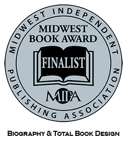 Midwest Independent Publishers Association Finalist logo